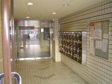 イスズハイツベル武庫川東Ⅱ202 エントランス