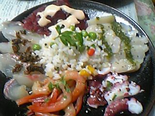 06みなと祭りカルパッチョミスト