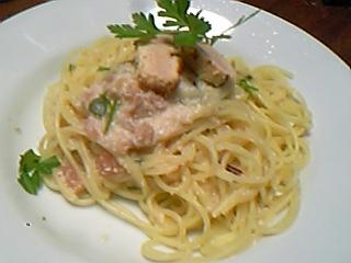 タラコスパゲッティ