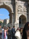 roma_wedding arco di constantino