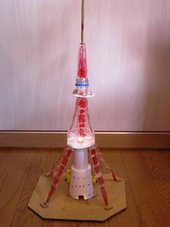 東京タワー作品