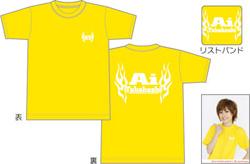 2008春ツアーTシャツ(高橋)