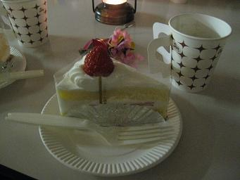 筑波ケーキ