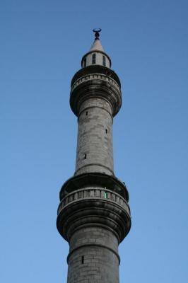 モスクの塔