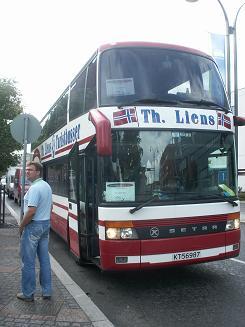 ツアー:二段バス