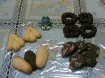 クッキーたち♪