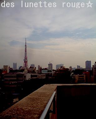 東京タワー@デジトイ