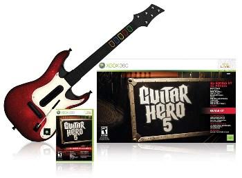 Guitar Hero 5 (Guitar Bundle)