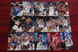 NBA HOOPS skybox series 2 15枚