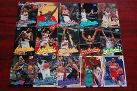 96-97 FLEER ULTRA Basketball SERIES 2 15枚