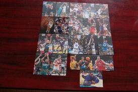 NBAカード NBA FLEER '97-98 20枚