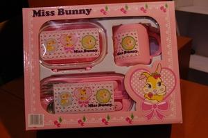 ★ランチボックスセット★Miss Bunny(ミスバニー)