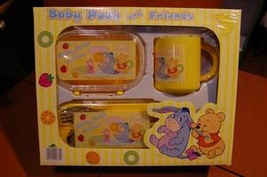 ★ランチボックスセット★Baby Pooh(ベビープー)