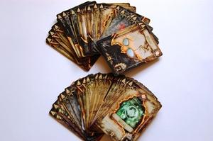 クエスト オブ ディー カード