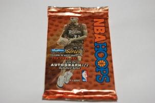 NBA HOOPS skybox series 2