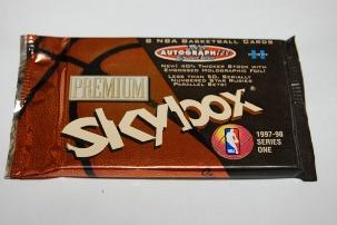 1997-98 Skybox Premium NBA Basketball Cards