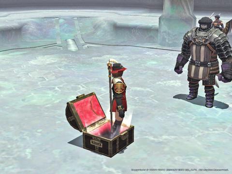 クリア:第7層をクリアすると箱が沸き、開けると女神が登場します!