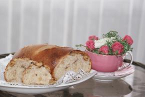いよかん酵母パン