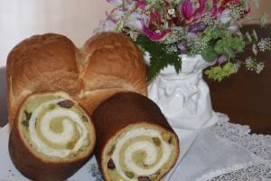 食パン メッシュ