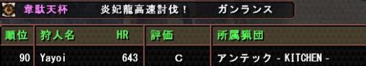 第24回ガンランス1