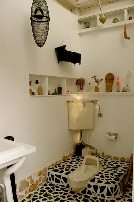 アートトイレ