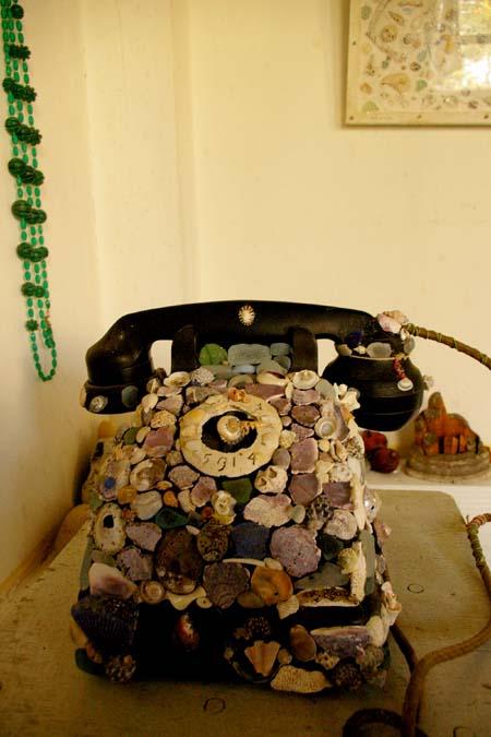 シェル電話