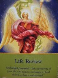人生を顧みる 大天使ジェレミエル