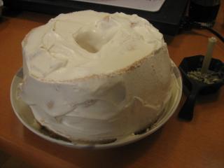 バースデイケーキ