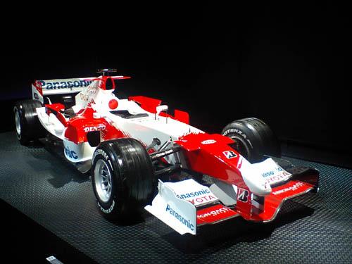 F1だったり