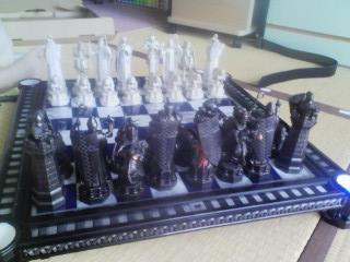 魔法使いのチェス