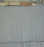 屋根先端部の塗装