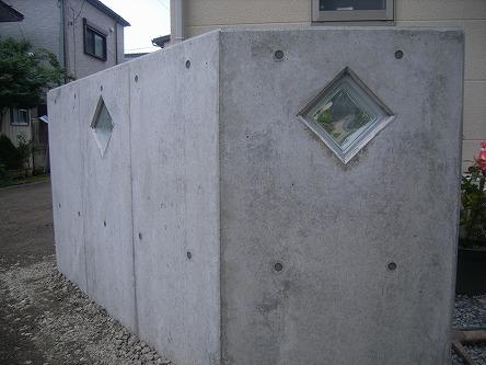 コンクリート、ガラス、そして鉄。03