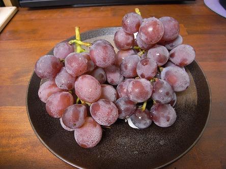 葡萄はやっぱり石田ぶどう園!01盛り方を工夫。