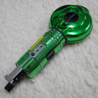 その名もパーフェクト墨ツボ!限定色 玉虫グリーン!うーん、良い色だ!