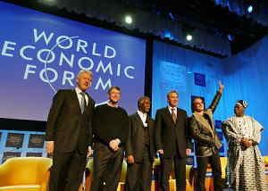 WEF ダボス会議