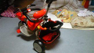 NEW三輪車2