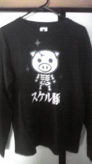 長Tシャツ1