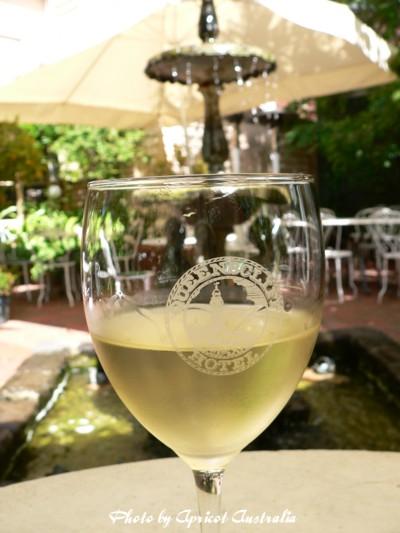 Queenscliff Hotel 白ワイン