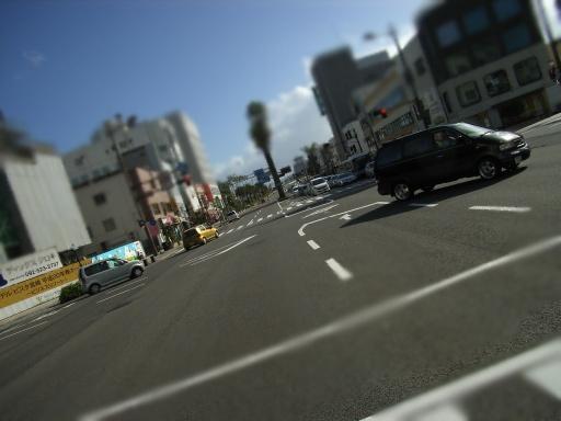 宮崎県庁近く
