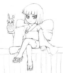 ふしぎ通信トイレの花子さん