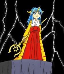 夜叉姫さん