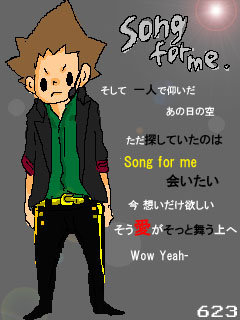 ☆Song for me☆