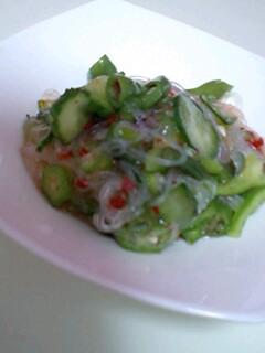 野菜スウィートチリ