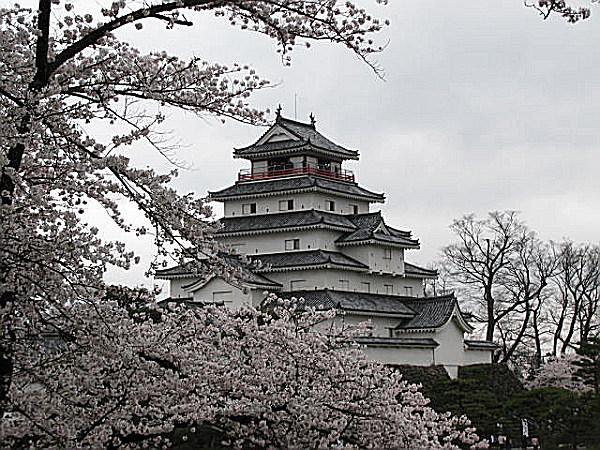 4月15日の鶴ヶ城