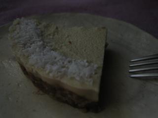 ローチーズケーキ090320