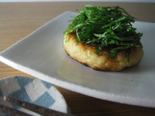 豆腐バーグ090607
