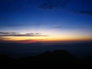 日の出前090921