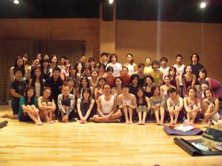 IYC秋のAshtanga短期集中2009