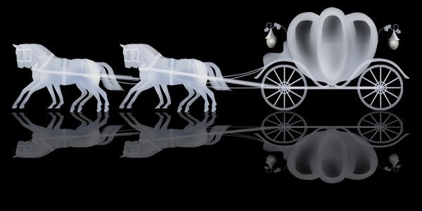 シンデレラの馬車