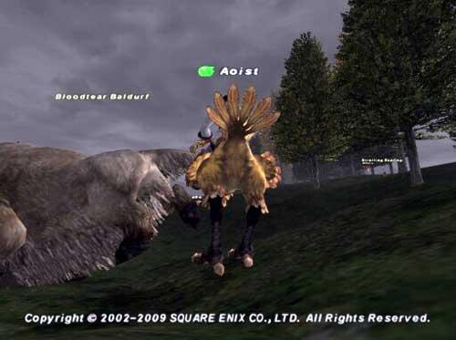 レア巨大羊1